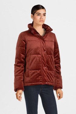 Parka VERO MODA 10218031 VMVELLY Rouge bordeaux