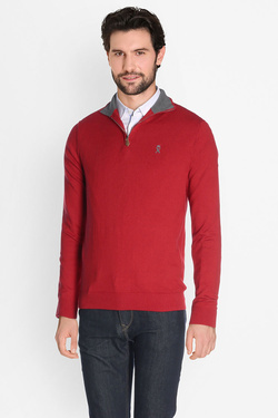Pull VICOMTE ARTHUR PULLHCCZ_PAW17_04 Rouge