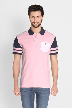 Polo VICOMTE ARTHUR POLPOC_AS_B510HCR Rose