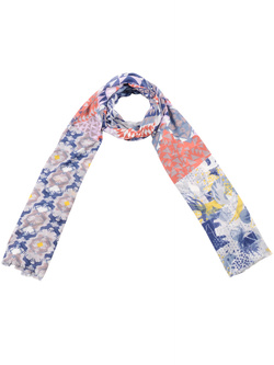 WHITE STUFF Foulard multicolore 411978 PATCHED