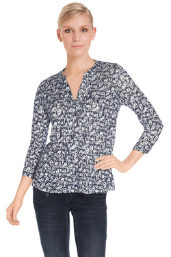 WHITE STUFF - Blouse415452-SPOT THE SPOTBleu