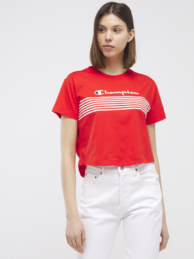 Tee-shirt CHAMPION 113098 Rouge