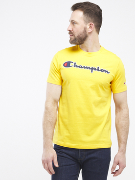 Tee-shirt CHAMPION 214194 Jaune