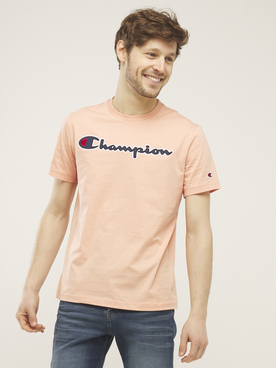 Tee-shirt CHAMPION 214194 Rose