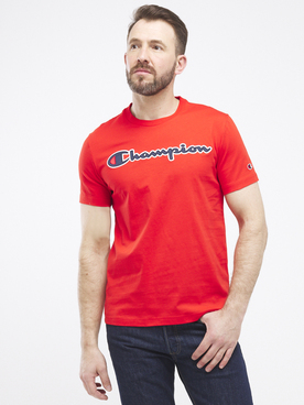 Tee-shirt CHAMPION 214194 Rouge