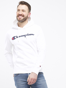 Sweat-shirt CHAMPION 214183 Blanc
