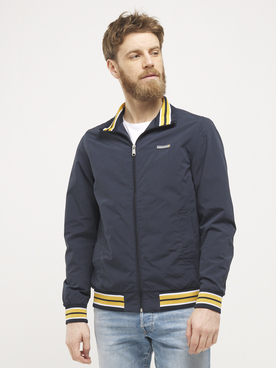 Blouson JACK AND JONES FLINT JKT Bleu marine