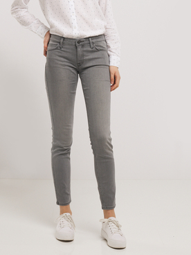 Jean LEE SCARL GREY3 Lee Grey Camino