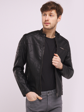 Blouson JACK AND JONES ROCKY JKT Noir