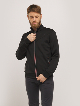 Sweat-shirt KAPORAL CHEK Noir