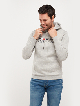 Sweat-shirt TOMMY HILFIGER MW0MW12672 Gris clair