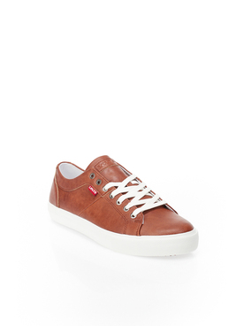 Chaussures LEVI'S WOODWARD Marron