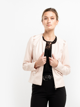 Veste NINA KALIO 55NK2VE100 Rose