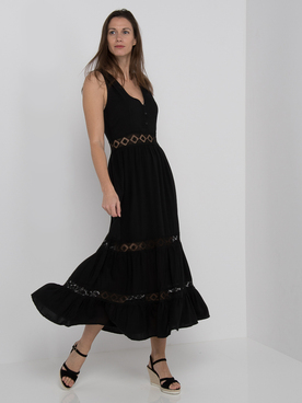 Robe MOLLY BRACKEN N95E20 Noir