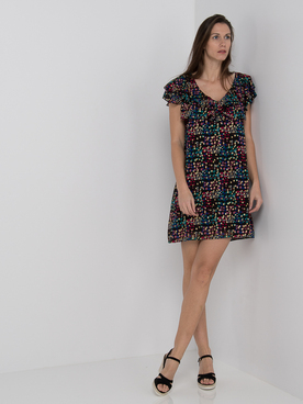 Robe MOLLY BRACKEN LA171BP20 Noir