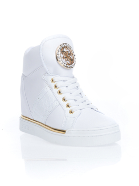 Chaussures GUESS FL5FRE ELE12 Blanc