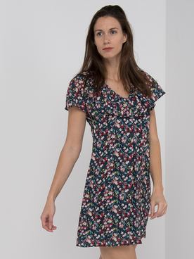 Robe MOLLY BRACKEN P1387BP20 Bleu marine
