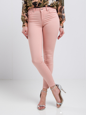 Pantalon LIU JO WA0189T7144 Rose pale