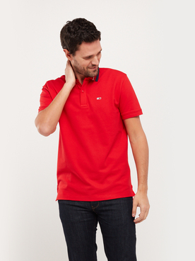 Tee-shirt TOMMY JEANS 07195 Rouge