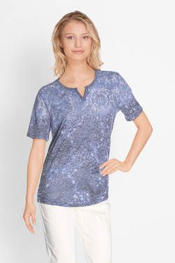 Tee-shirt BETTY BARCLAY 4681 0609 Bleu