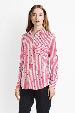 Chemise manches longues BETTY BARCLAY 3962 9556 Rose