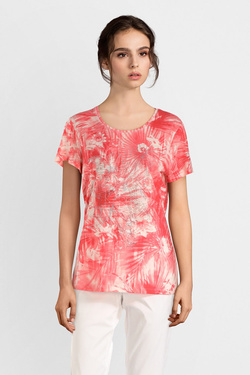 Tee-shirt BETTY BARCLAY 328 2997 Rose
