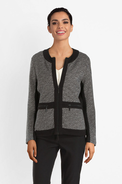 Gilet BETTY BARCLAY 5008 0557 Gris