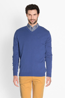 Pull CAMBRIDGE LEGEND 51CG1PU000 Bleu
