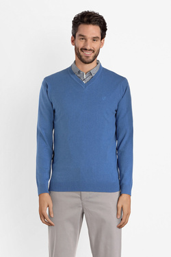 Pull CAMBRIDGE LEGEND 53CG1PU000 Bleu