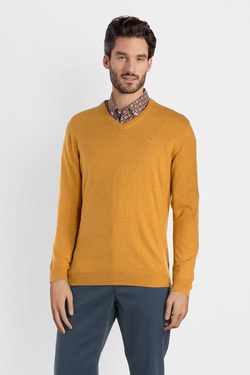 Pull CAMBRIDGE LEGEND 54CG1PU001 Jaune