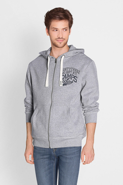 Sweat-shirt CAMPS UNITED 51CP1SW107 Gris