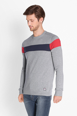 Pull CAMPS UNITED 51CP1PU103 Gris