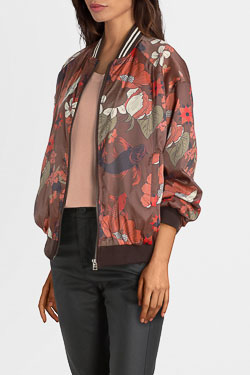Blouson CAMPS UNITED 54CP2SW304 Rose
