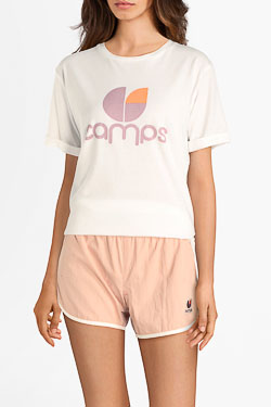 Tee-shirt CAMPS UNITED 55CP2TS350 Blanc
