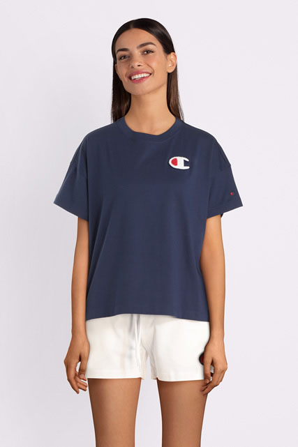 Tee-shirt cropped CHAMPION