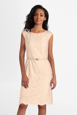 Robe COMMA 899.82.1037 Rose pale