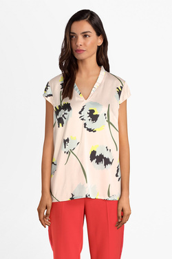 Blouse COMMA 002.12.3263 Rose pale