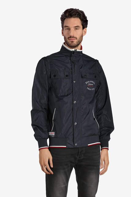 Blouson manches amovibles DEELUXE
