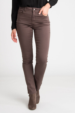 Pantalon DIANE LAURY 53DL2JE200 Marron
