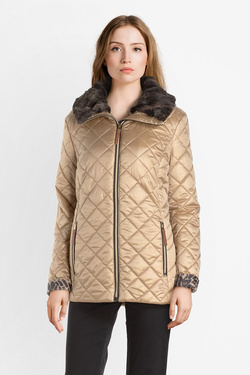Parka DIANE LAURY 54DL2PB904 Marron