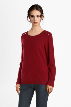 Pull DIANE LAURY 54DL2PU802 Rouge bordeaux