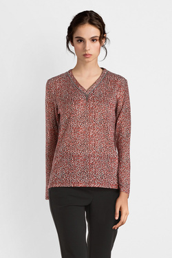 Tee-shirt DIANE LAURY 54DL2TS302 Rouge