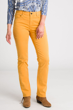 Pantalon DIANE LAURY 54DL2PS800 Jaune