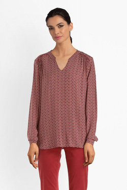 Blouse DIANE LAURY 54DL2CH500 Rouge bordeaux