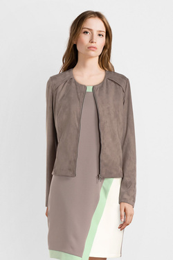Veste DIANE LAURY 54DL2VE805 Taupe