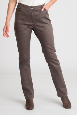 Pantalon DIANE LAURY 54DL2PS100 Taupe