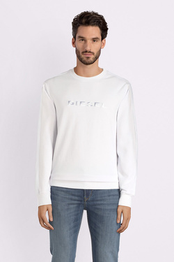 Sweat-shirt DIESEL 0HASE Blanc
