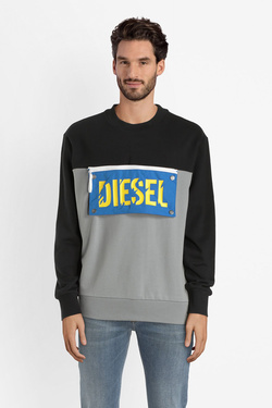 Sweat-shirt DIESEL 0WATL Noir