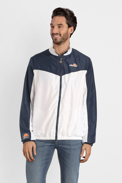 Sweat-shirt ELLESSE EH H JACKET POLY DOBY Bleu marine