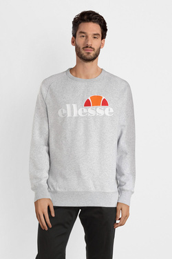 Sweat-shirt ELLESSE EH H CREW NECK UNI Gris